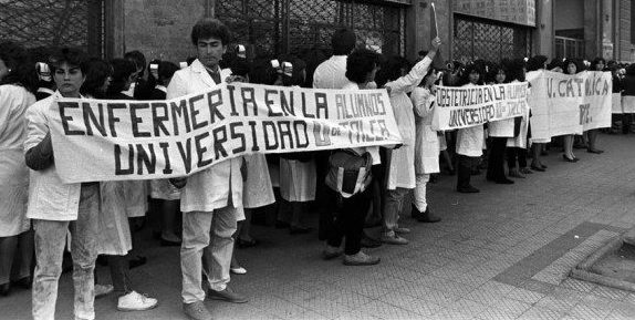 Neuerscheinung: Die Chilenische Krankenpflege 1971-1986 (Nursing History Review)