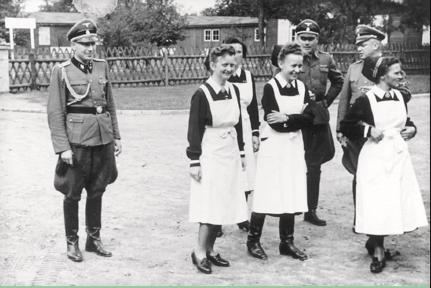 Neuerscheinung: Krankenschwestern im System der nationalsozialistischen Konzentrationslager