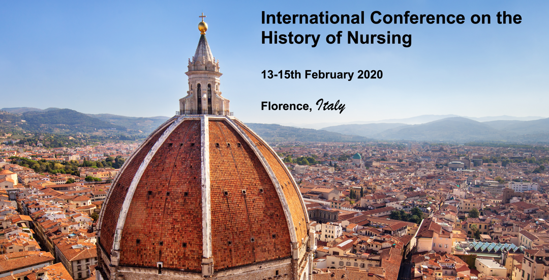 Krankenpflege, ein internationaler Beruf (Nursing, An International Profession) – Konferenz: 13.-15.02.2020 Florenz
